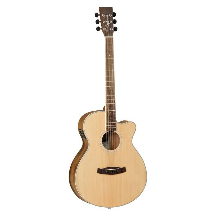 Tanglewood Super Folk Electro Acoustic Pacific Walnut B&S