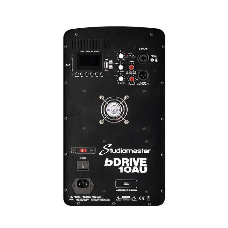 """Studiomaster Studiomaster bDrive 10AU 10"""" Active Speaker"""