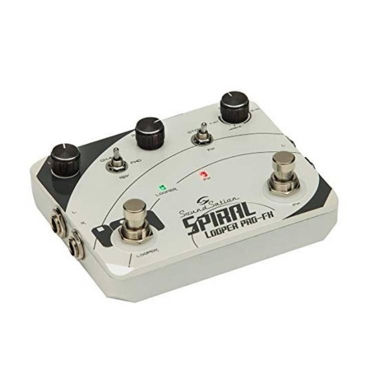 Soundsation Spiral Looper Pro FX