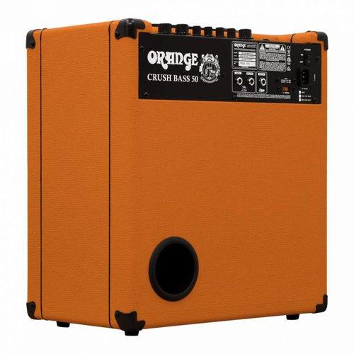 Orange Orange Crush Bass 50 Combo