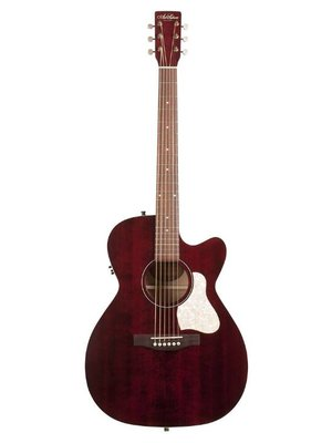 Art & Lutherie Art & Lutherie Legacy Tennesse Red CW Q1t Electro Acoustic