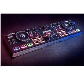 Numark DJ2GO2 Mini DJ Controller with Audio