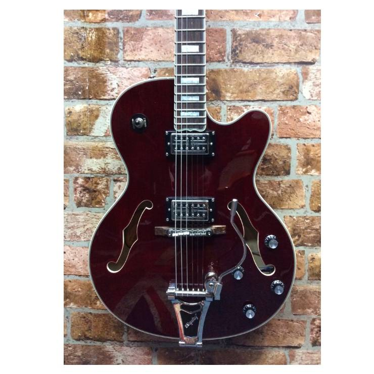 S/H Epiphone Emperor Swingster electric guitar Wine Red