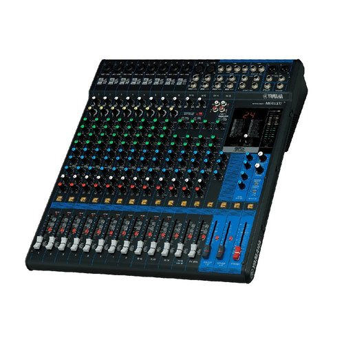 Yamaha 16 Channel Mixer with FX and 3 AUX