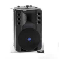 """12"""" 300W Active PA Speaker with stand and lead - 1 Day Hire"""