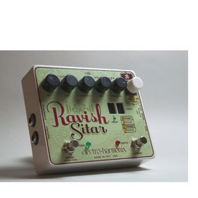 Electro-Harmonix Ex Display RAVISH sitar pedal