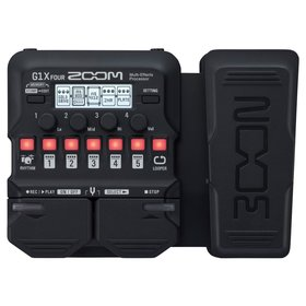 Zoom Zoom G1X FOUR Multi Effects Processor