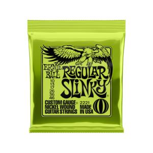 Ernie Ball Ernie Ball Regular Slinky 10-46 Nickel Wound String Set