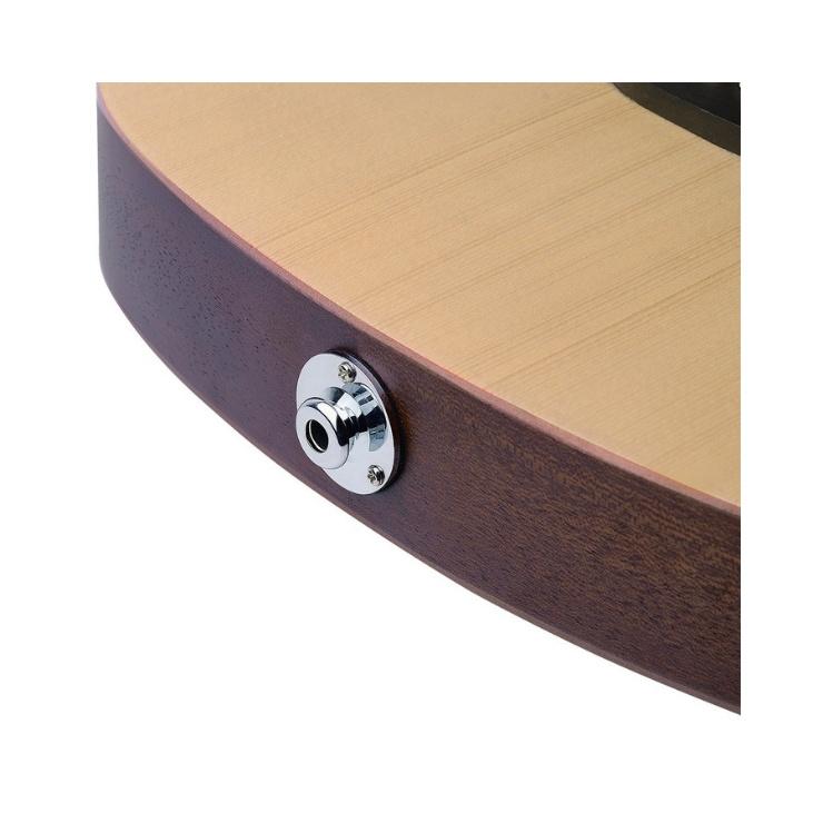 Soundsation Soundsation L401L Companera-DNCE Travel Cutaway (Deluxe Gig Bag Included)