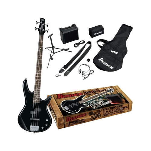 Ibanez Ibanez IJSR190E Jumpstart Bass Pack (Black)