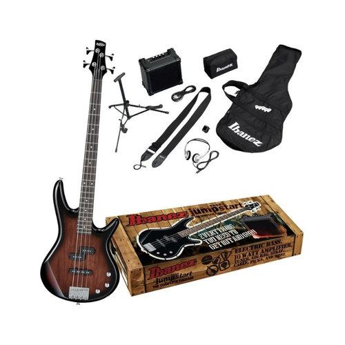 Ibanez Ibanez IJSR190 Jumpstart Bass Pack (Walnut Sunburst)