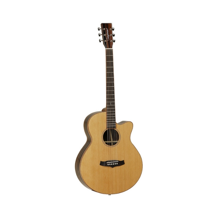 Tanglewood  Home > Acoustic Guitars > AcoustiTanglewood TWJSF CE Java Series Electro Acoustic Guitar