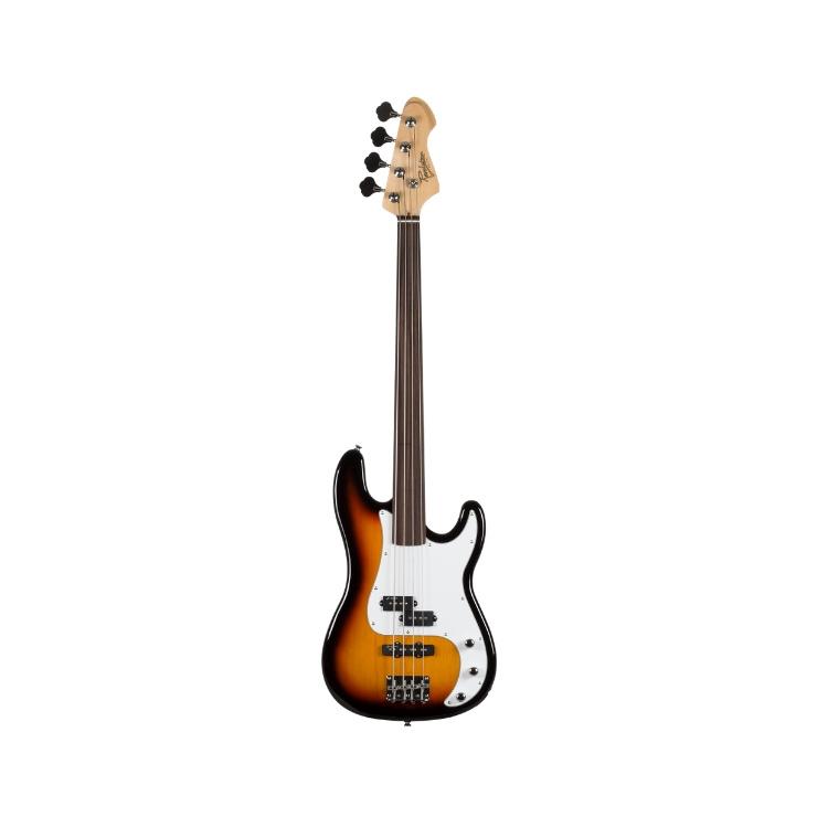 Revelation Revelation RPJ-77 Fretless Bass (Sunburst)