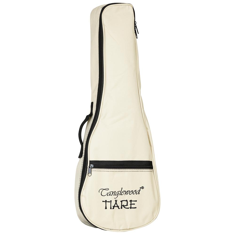 Tanglewood Tanglewood TWT-7 Soprano Ukulele All Koa Satin with Bag