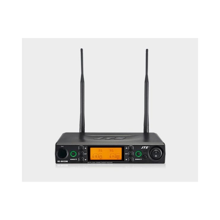 JTS JTS RU-8012DB/RU-G3TB+CM501 UHF Wireless Dual System