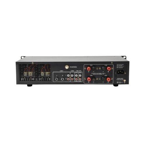 adastra Adastra A4 Dual Stereo Amplifier 4 x 200w