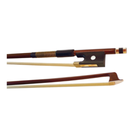 Hidersine Hidersine Violin Bow 1/2 size Brazilwood Octagonal Student
