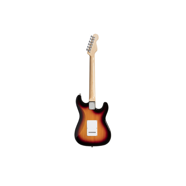Soundsation Soundsation Rider Left Handed Electric Guitar STD-SLH 3TS