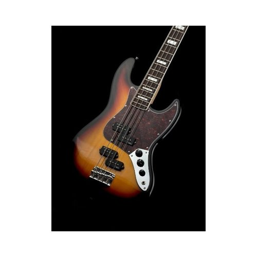 Revelation Revelation RPBX 3 Tone Sunburst Bass
