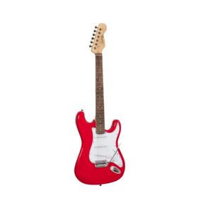 Soundsation Soundsation Rider Electric Guitar Fiesta Red STD-S FR