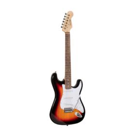 Soundsation Soundsation Rider Electric Guitar 3-Tone Sunburst STD-3TS