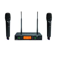 JTS RU-8012DB/RU-G3THx2 UHF Dual Handheld System