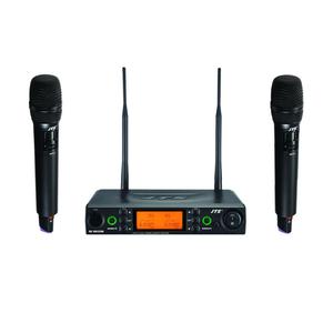 JTS JTS RU-8012DB/RU-G3THx2 UHF Dual Handheld System
