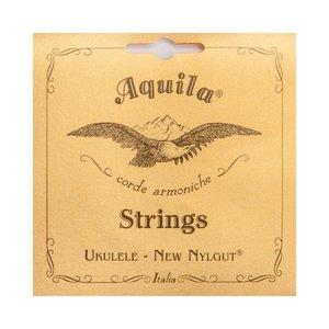 Aquila Nylgut Ukulele Strings Baritone DGBE (Low D) 21U