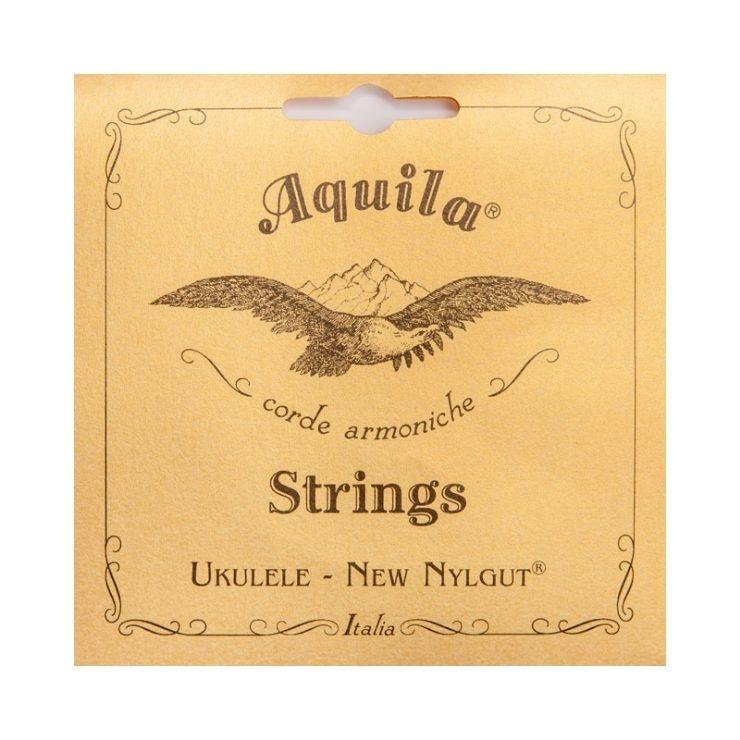 Aquila Nylgut Ukulele Strings Concert GCEA High G 7U
