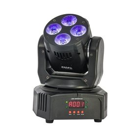 Ibiza Light LMH-MINIWASH LED Moving Head
