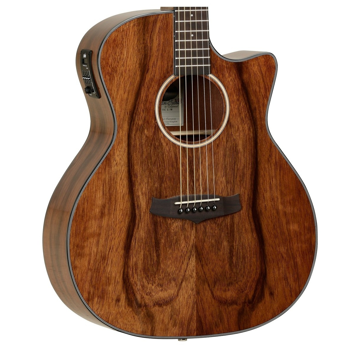 Tanglewood Tanglewood TVC X PW Electro Acoustic Guitar