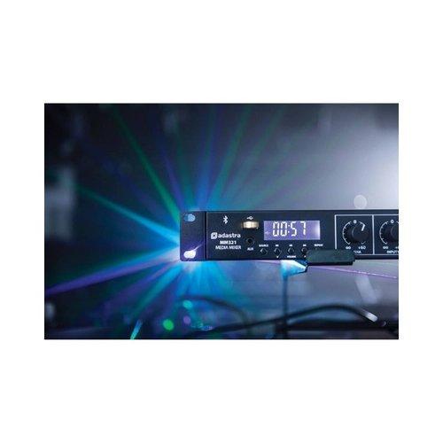 adastra Adastra Rack Mixer With Bluetooth® & USB/FM Player