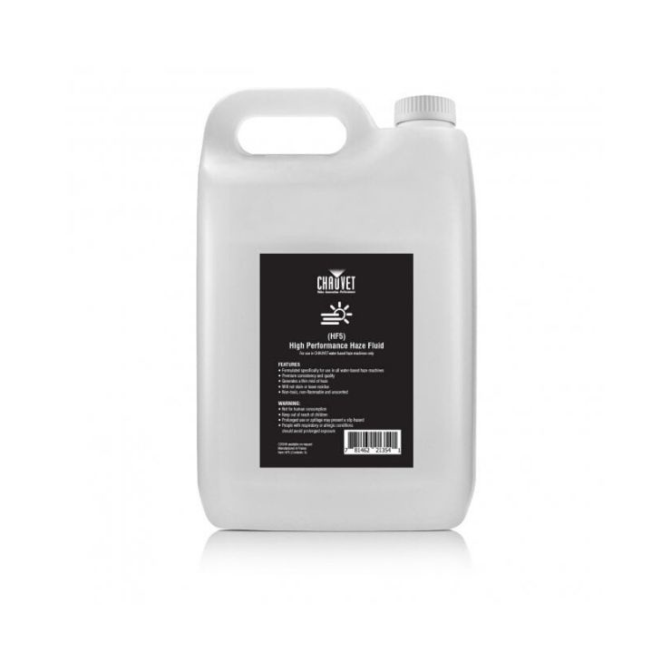 Chauvet Chauvet HF5 High Performance Haze Fluid