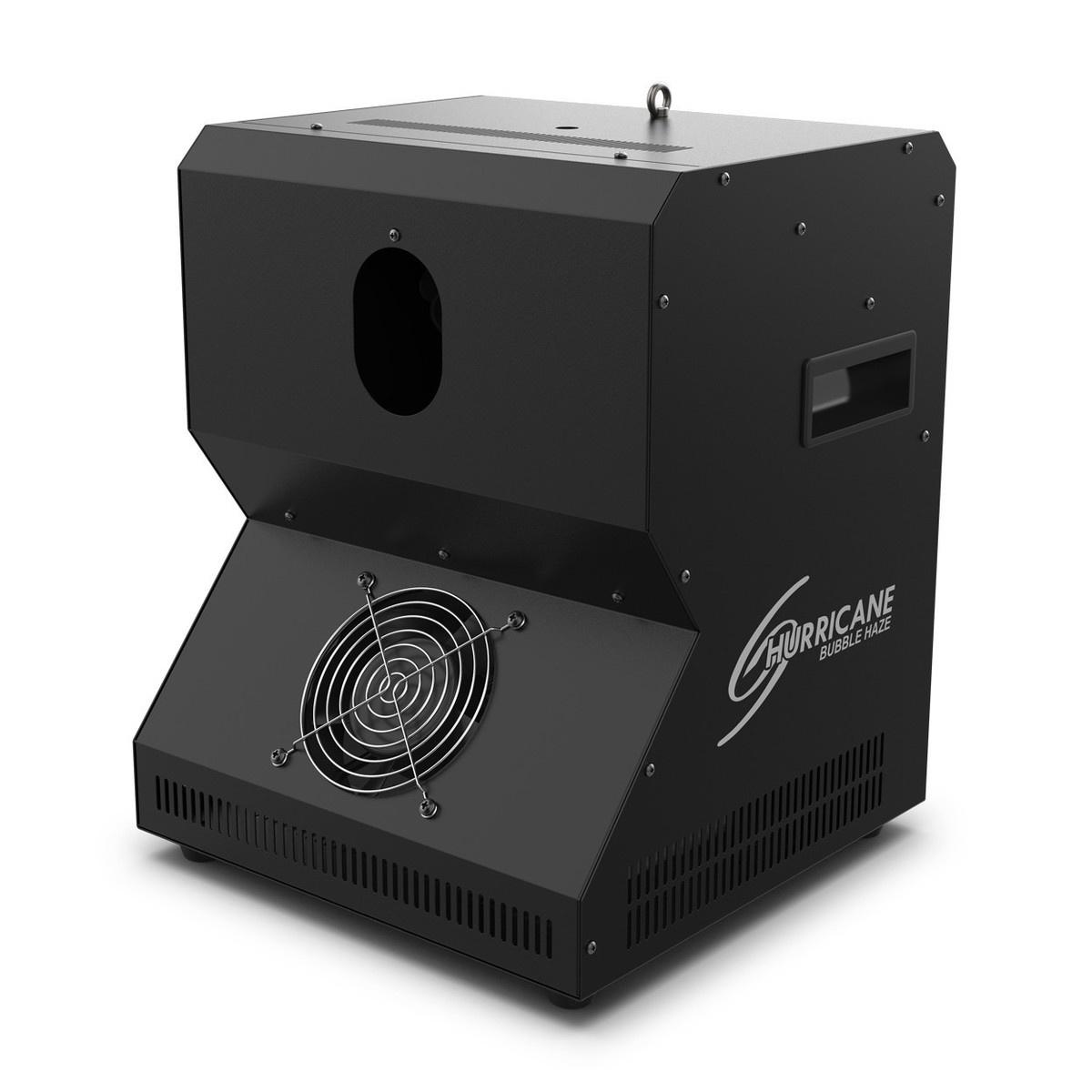 Chauvet Chauvet DJ Hurricane Bubble Haze Effects Machine