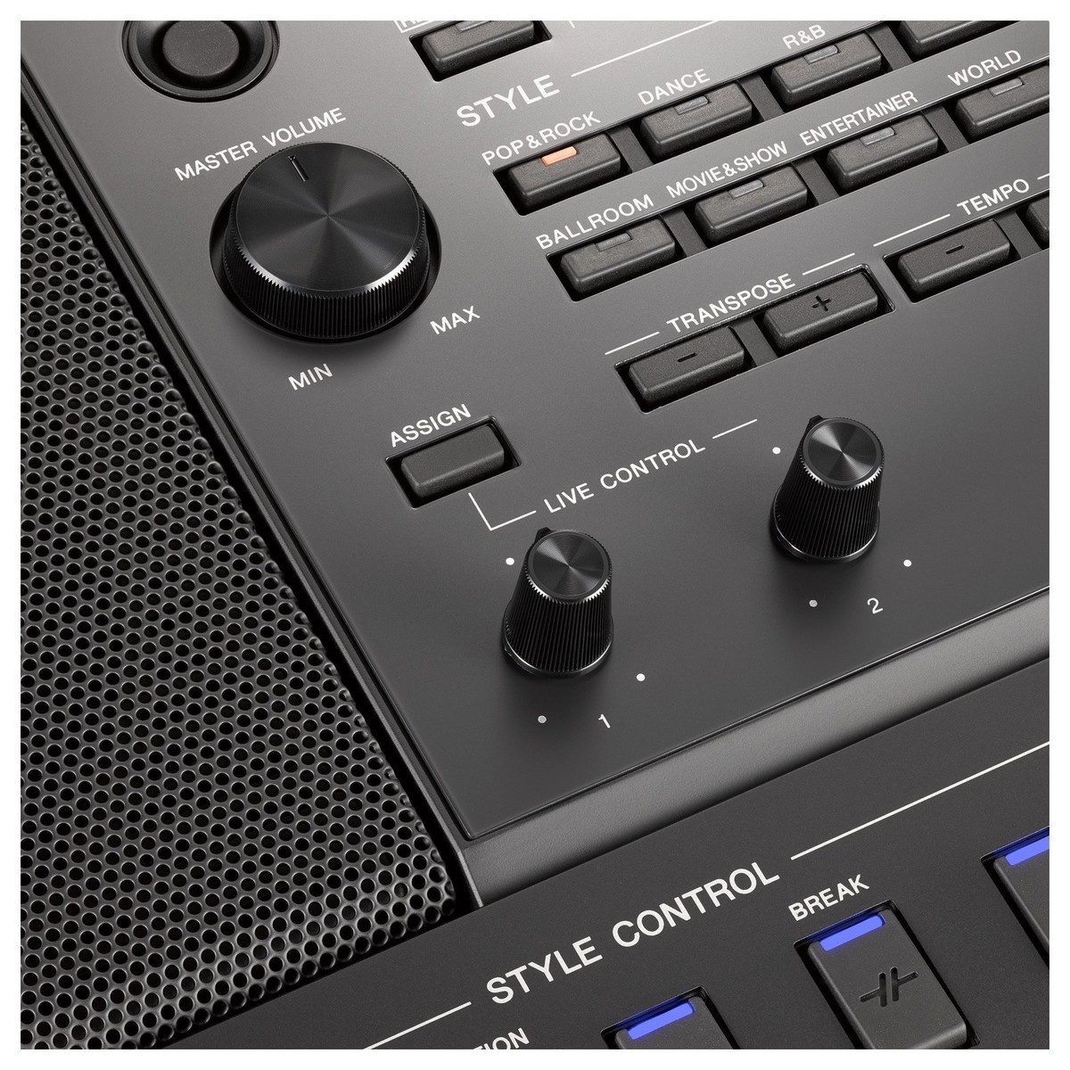 Yamaha Yamaha PSR SX-700 Digital Workstation