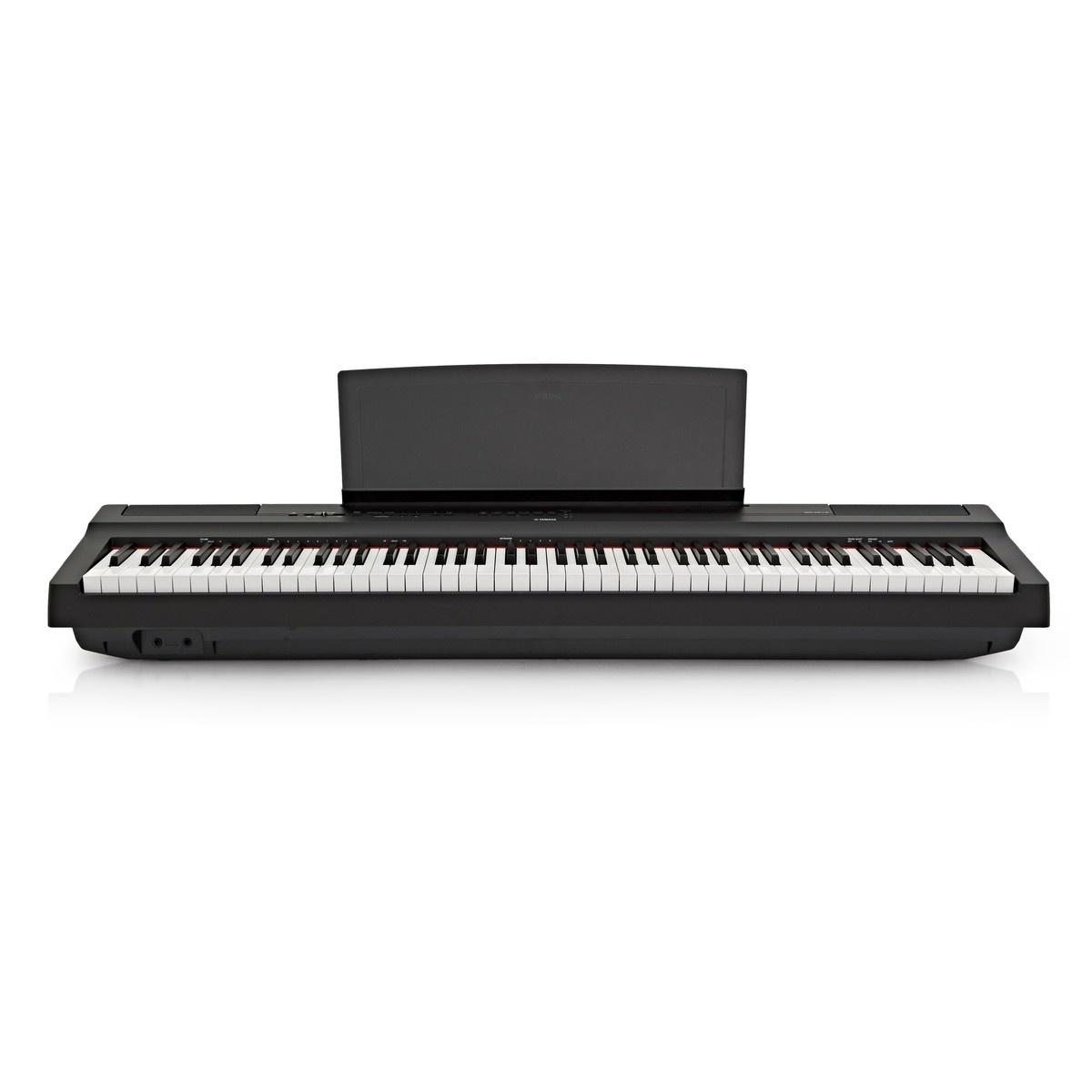 Yamaha Yamaha P125 Digital Piano (Black)