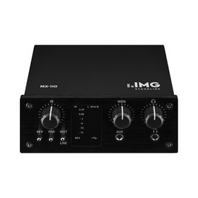 IMG Stageline IMG Stageline MX-1I0 1 Channel USB Audio Interface