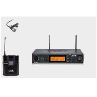 JTS RU-8011/RU-G3TB+CM501 UHF Lapel Wireless System (606-642MHz)