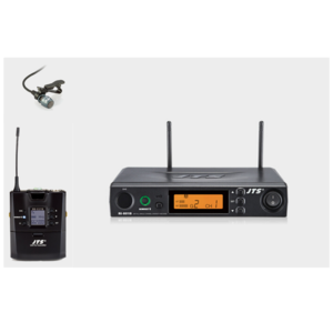 JTS JTS RU-8011/RU-G3TB+CM501 UHF Lapel Wireless System with REMOSET