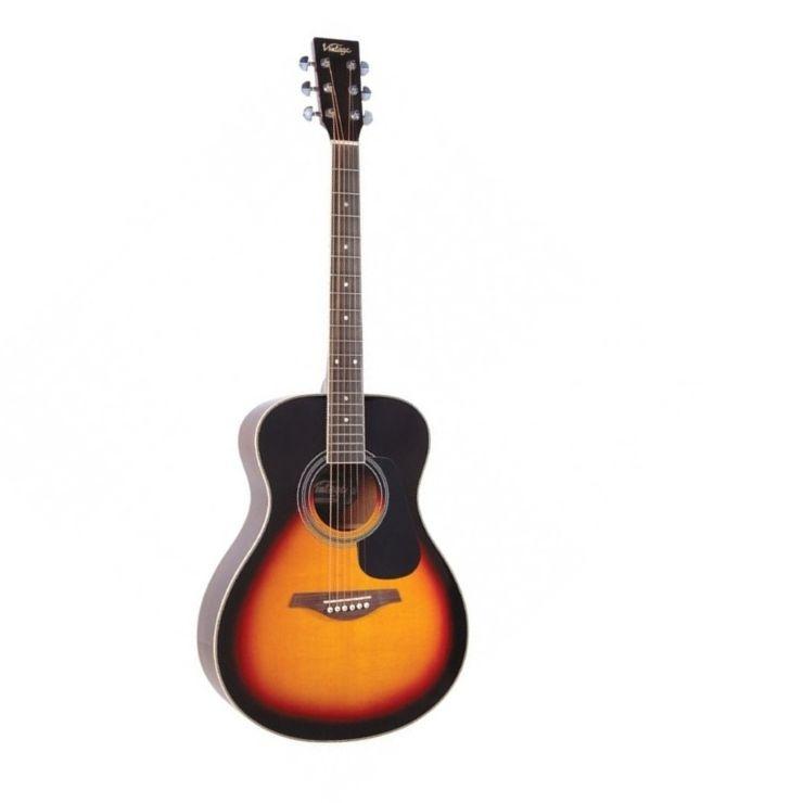 VINTAGE Vintage V300VSB Guitar Outfit - Vintage Sunburst