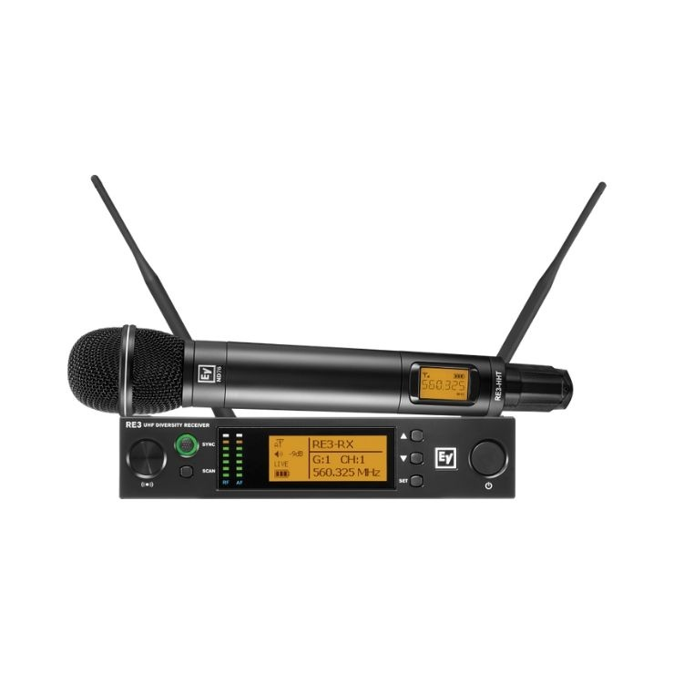 Electro-Voice Electro-Voice RE3 ND76 Wireless Microphone Set