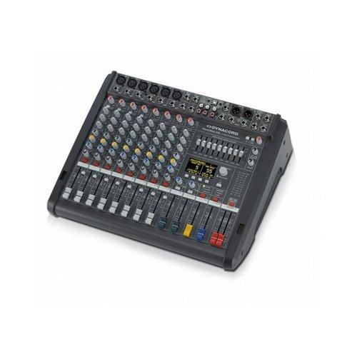 DYNACORD Dynacord Powermate 600 - 2000 watt Pro mixer amp