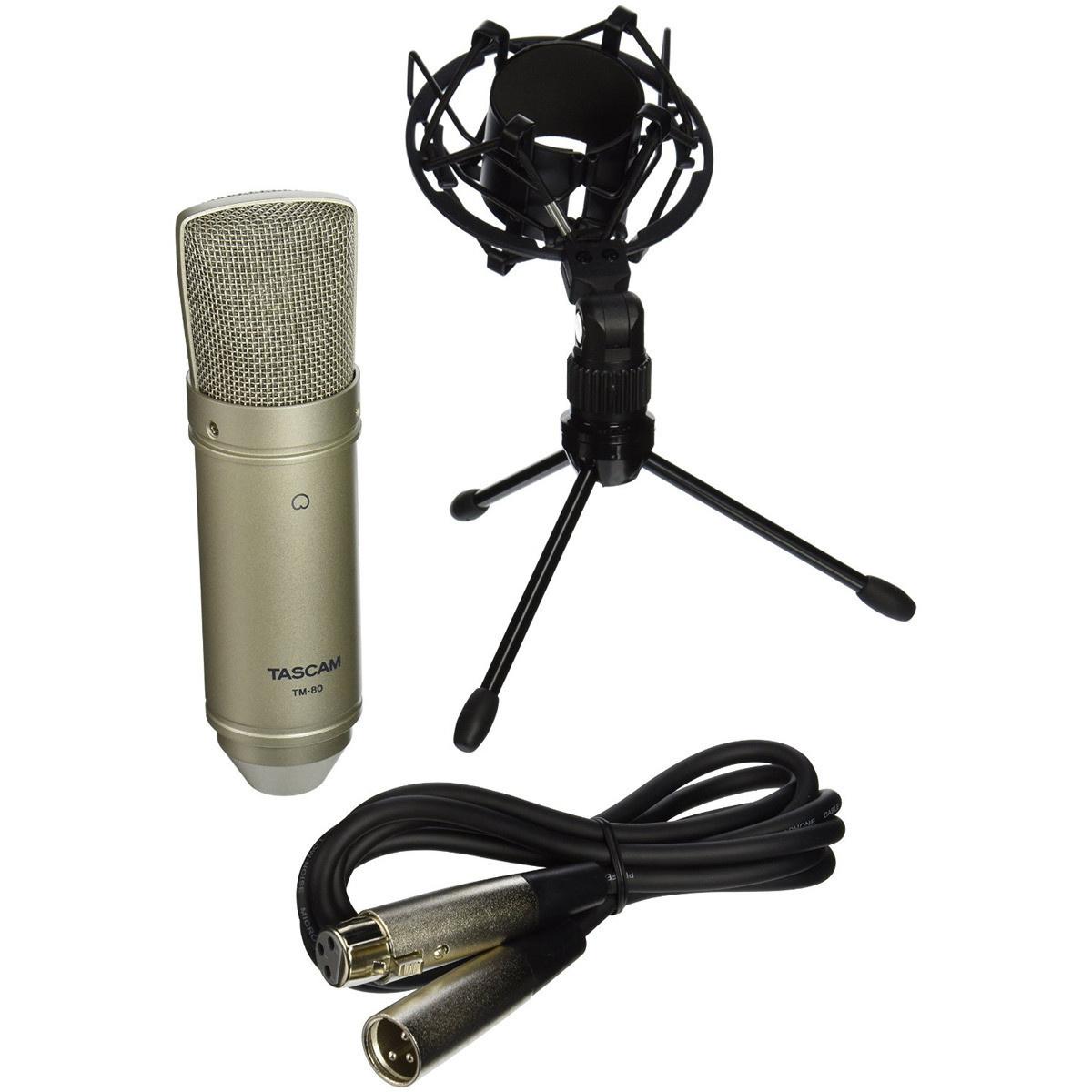 Tascam Tascam TM-180 Condenser Microphone