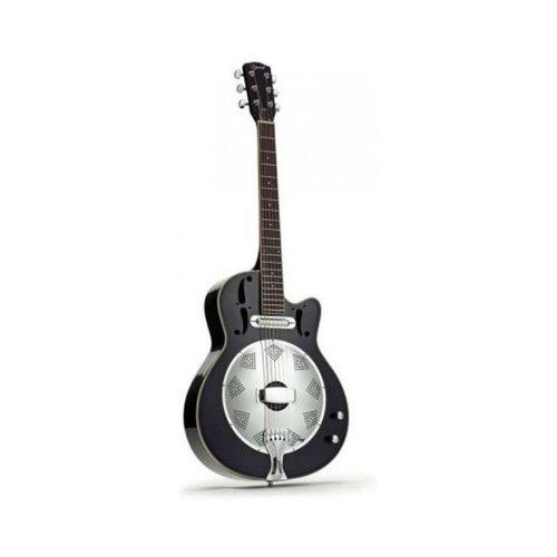 Ozark Ozark Resonator Guitar Wooden Body Electro Cutaway