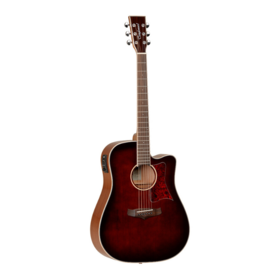 Tanglewood Tanglewood TW4 Whiskey Barrel Electro Acoustic