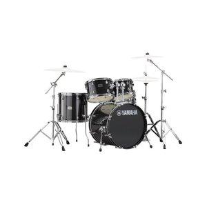 "Yamaha Yamaha Rydeen 20"" Drum Kits With Hardware & Cymbals (Black Sparkle)"