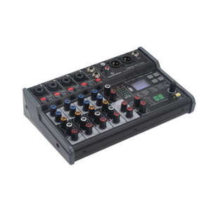Soundsation MIOMIX 404FXM Audio Mixer With FX & Multimedia