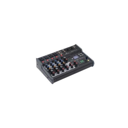 Soundsation MIOMIX 404FXM Audio Mixer With FX & Multimedia