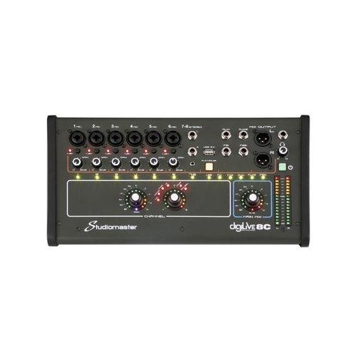 Studiomaster Studiomaster Digilive 8c Mixer