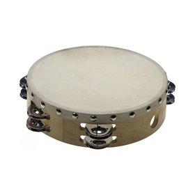 "Stagg Stagg 8"" Pre-tuned Wooden Tambourine"